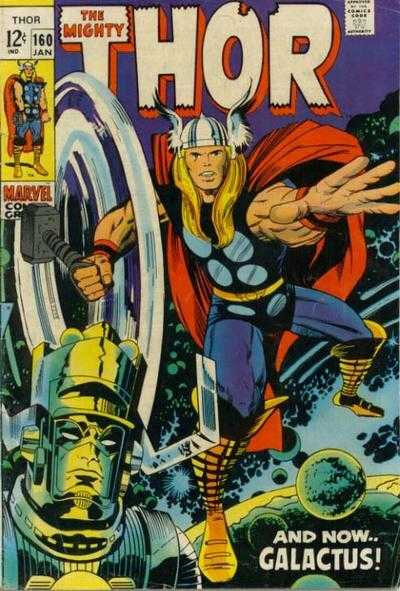 mighty thor 1966 160