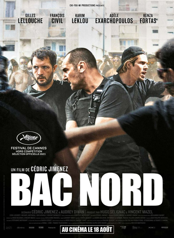 Bac Nord affiche
