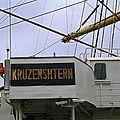14 Kruzenshtern quatre-mats-barque Russe 1926
