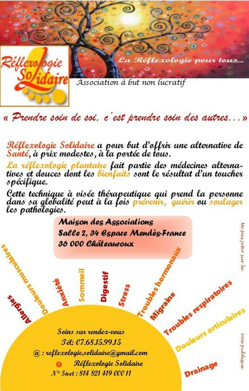 Flyer 5 soleil