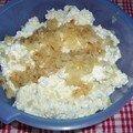 Pierogi pour le kiki #14 au fromage blanc,pomme de terre et oignons....le ravioli polonais