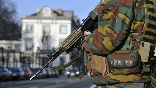Militaire belge