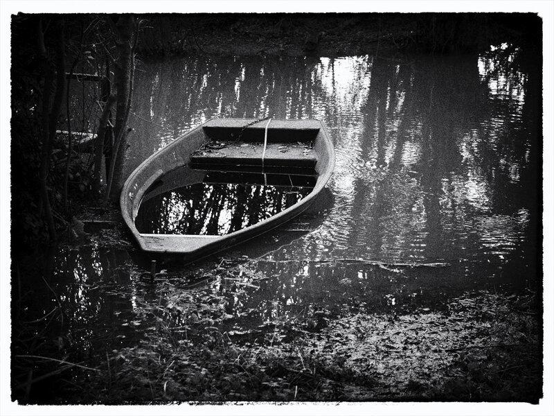 Niort barque eau reflets nb 301220