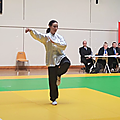 LISE Tai Chi style Yang - Médaille d'Argent