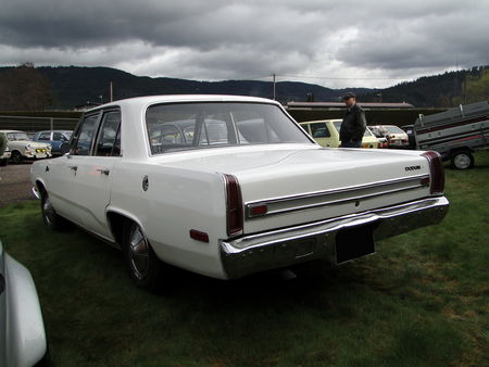 PLYMOUTH Valiant 4door Sedan 1970 Bourse Echanges de Vagney 2010 2