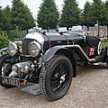 BENTLEY 4 1/2 Litre Supercharged Le Mans 1931 Schwetzingen (1)