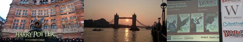 2016 - Mes voyages à Londres