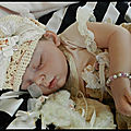 0105 Arianna Sleeping sculpted by Reva Schick Lydia