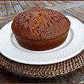 Gâteau divin au lait ribot