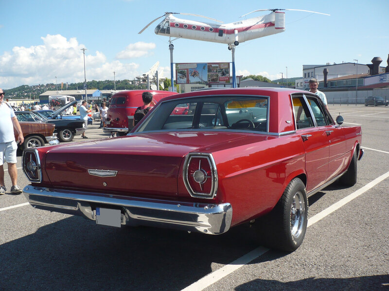 FORD Galaxie 500 4door Sedan 1965 Sinsheim (2)