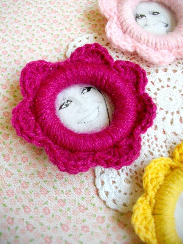brigitte-bardot-déco-cadre-crochet-fleur-diy-tuto-