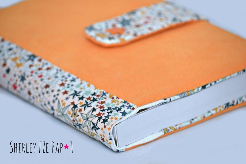 agenda 2014-2015 liberty adelajda multicolore et suedine orange melon