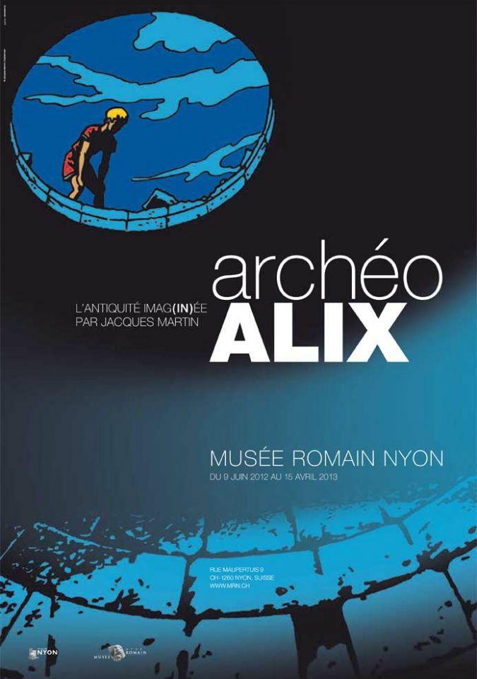 Archéo-Alix 2012 Nyon, Suisse