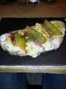 tartine fromage pdt