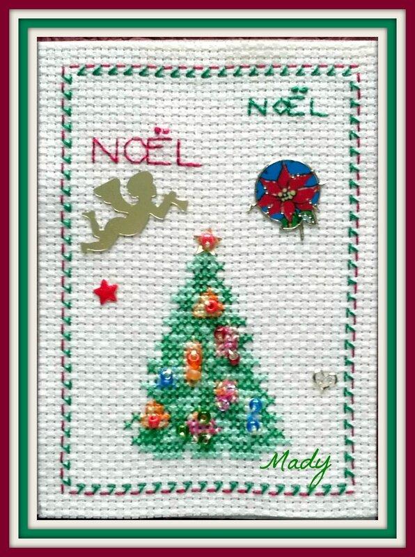 4 Noël avec Tantynette CD18