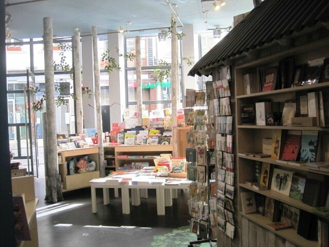 Librairie Le Wolf ©Kid Friendly