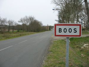 d) Boos, panneau (40)