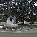 Rond-point à savigliano (italie)