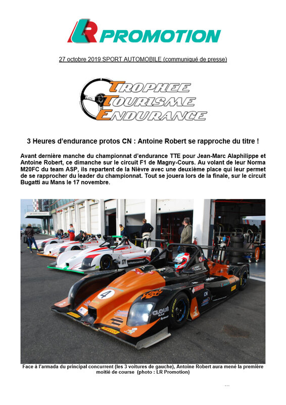 Magny-Cours 27 10 2019