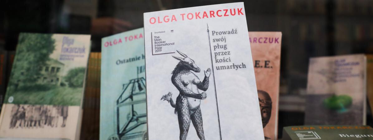 Les transports en commun gratuit pour les lecteurs de Olga Tokarczuk
