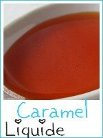caramel liquide - index