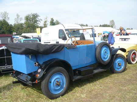 CHENARD ET WALCKER type Y3 cabriolet 1924 Lipsheim (2)