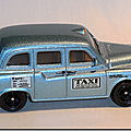 Austin London Taxi Matchbox B 4