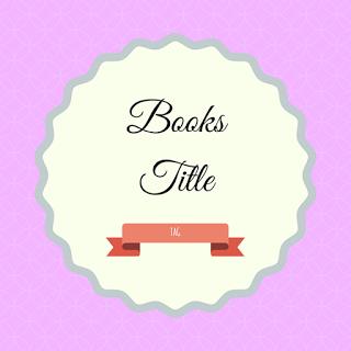 Books Title Tag