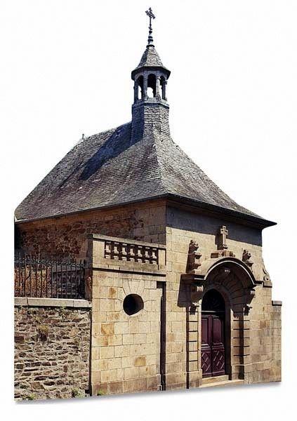 Fougères, Chapelle Notre Dame de Bon Secours