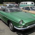 Renault caravelle 1100 s cabriolet-1966
