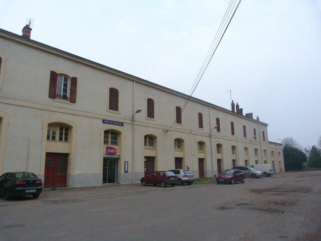 Saincaize (Nièvre - 58)