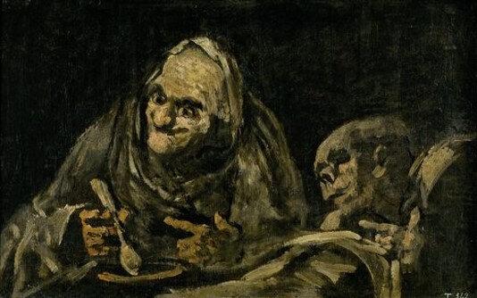 Goya vieux soupe