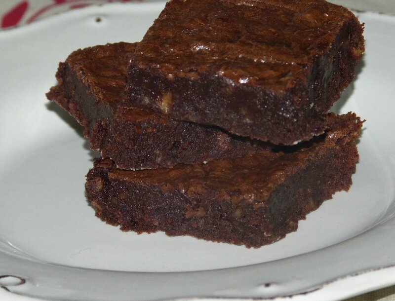 BROWNIES allégé