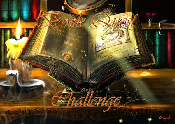 Book Quest Challenge logo