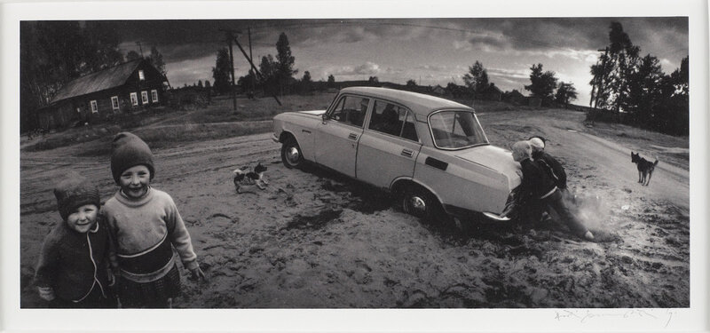 Vuokiniemi,Russie,1991[Pentti SAMMALLAHTI]
