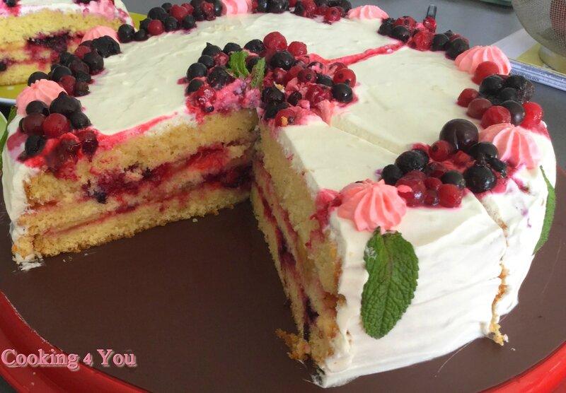 Layer Cake Intérieur
