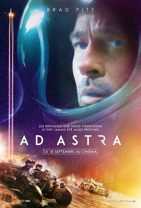 ad astra affiche