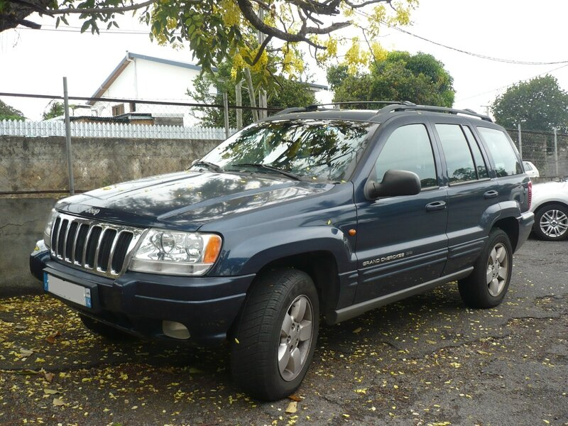 JEEP Grand Cherokee WJ Limited Turbo Saint Pierre (1)