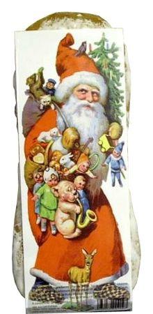 Image Pain d'épice Père-Noël 4