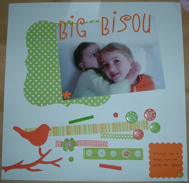 big bisou