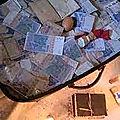 Comment faire un grand un rituel d'argent, portefeuille magique valise magique pret a envoyer
