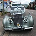 Bentley mark vi (1946-1952)