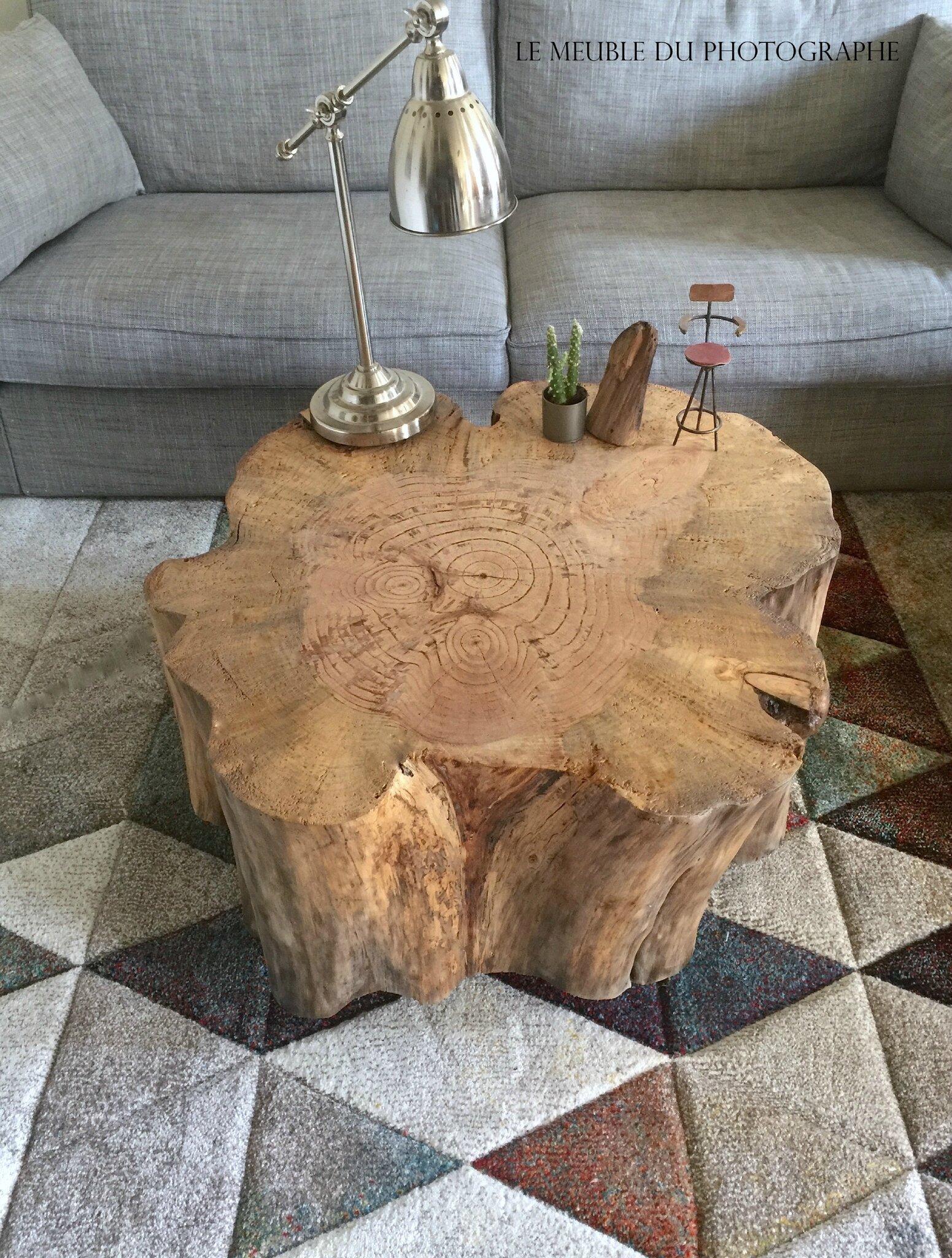 Table Basse Avec Souche D Arbre table : tous les messages sur table - barbatruc et récup