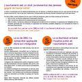 Mobilisation nationale du 6 novembre 2010 - avorter est un droit !