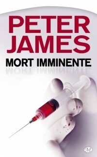 Mort imminente de Peter James