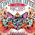 Convention tattoo 2015 nantes : mes coups de coeur
