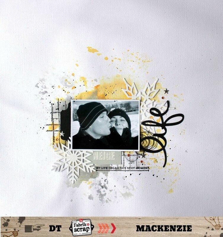 Mackenzie - DT la fabrik à scrap - page