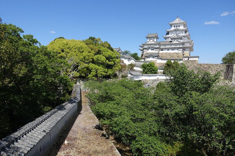 Chateau Himeji 2