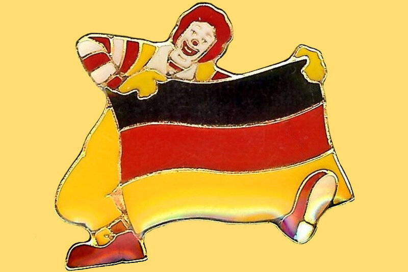 Pin's Allemagne 2