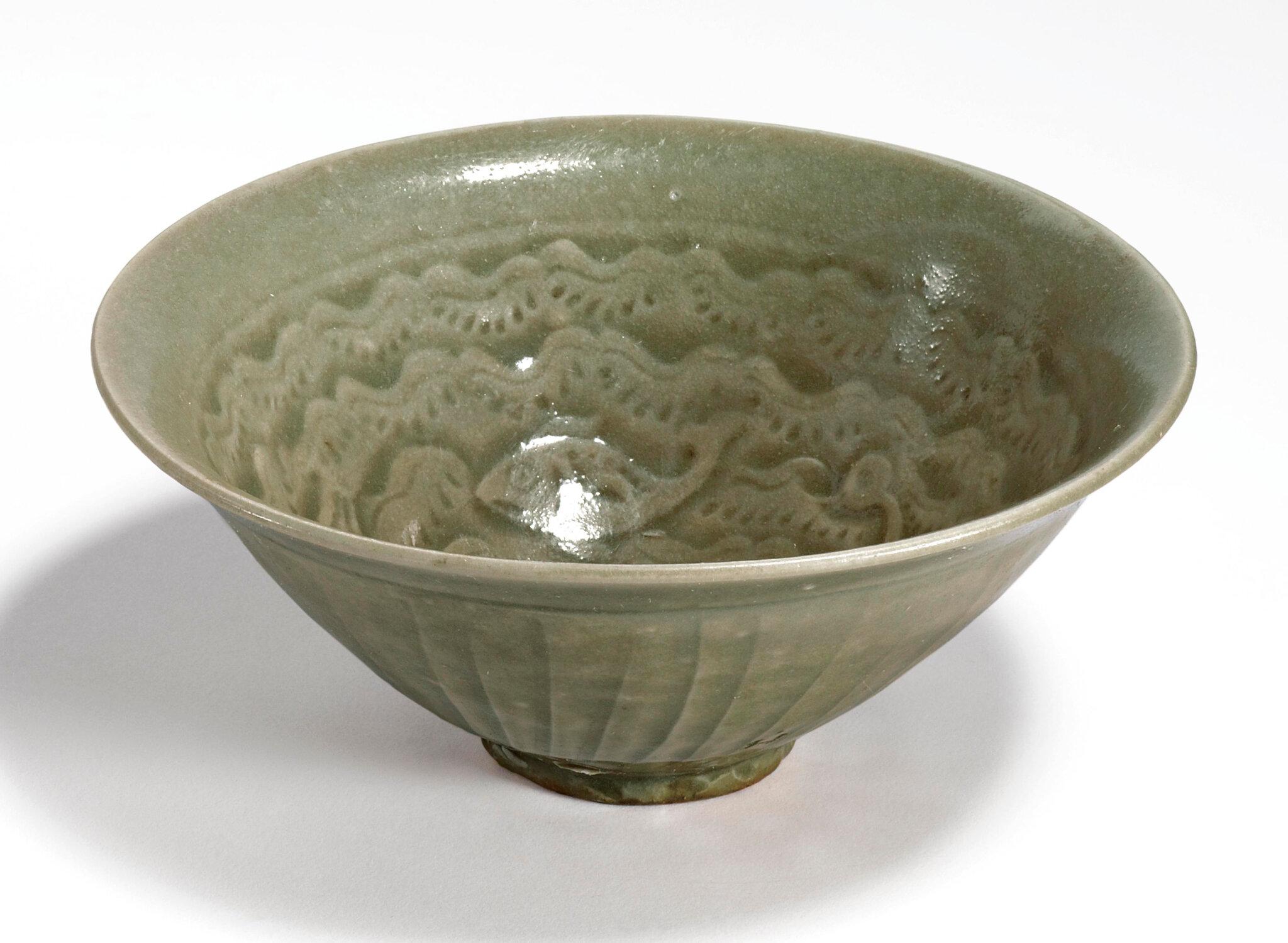 A 'Yaozhou' bowl, Jin dynasty (1115-1234)